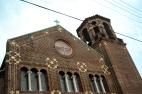 Une église parmi les 30.000 que compte la ville